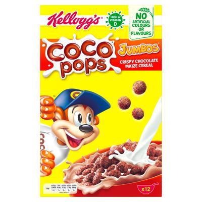 Nana نعناع كورن فليكس كوكو بوبس جامبوز مقرمشة بالشوكولاتة 375 جرام