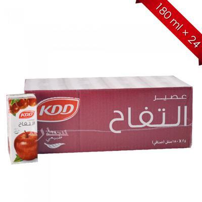 Nana نعناع عصير كي دي دي تفاح 180 مل 24