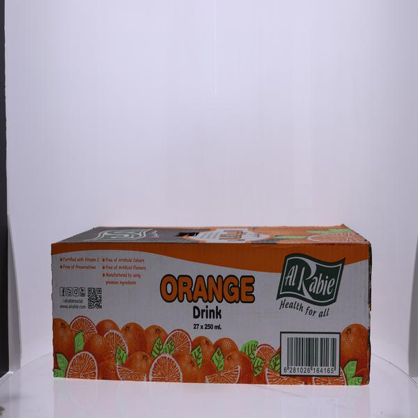 Nana نعناع شراب الربيع برتقال 250 مل 27