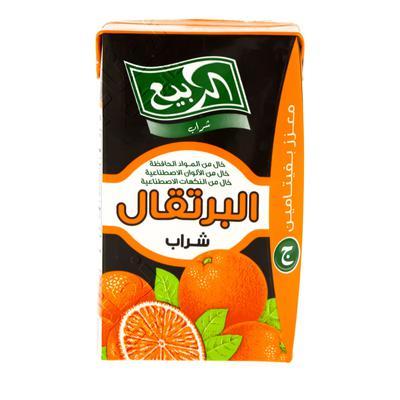 Nana نعناع شراب الربيع برتقال 250 مل
