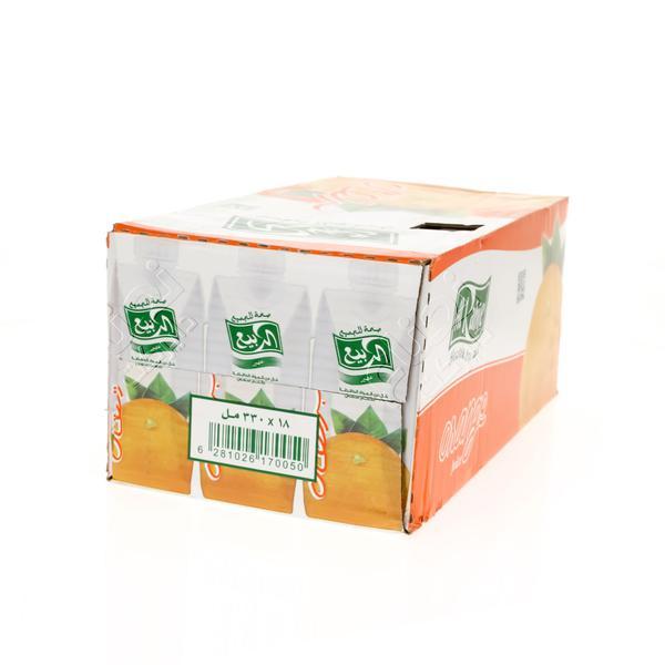 Nana نعناع كرتون عصير الربيع برتقال 330 مل 18