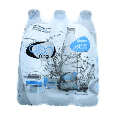 Nana نعناع مياه اوجن 660 مل 6