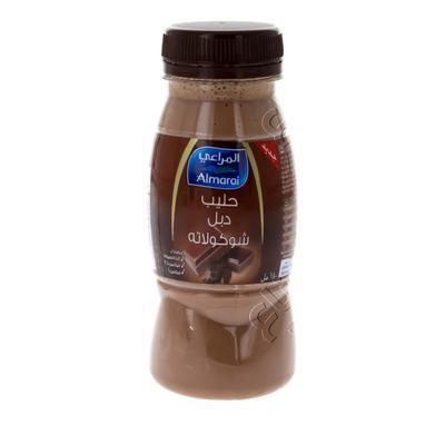 Nana نعناع حليب منكه المراعي دبل شوكولاته 180 مل