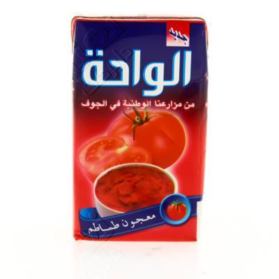 Nana نعناع معجون طماطم الواحة عصير الطماطم 135 مل