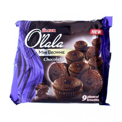 Nana نعناع براوني اولكر اولالا ميني بالشوكولاتة 135 جرام