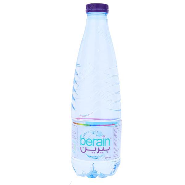 بيرين ٣٠٠ مل قارورة زجاج مياه غازية ٢٤ قارورة ٣٠٠ مل كرتون