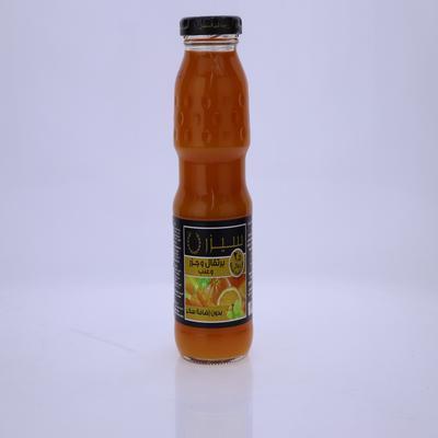 Nana نعناع نكتار سيزر برتقال وجزر وعنب 250 مل